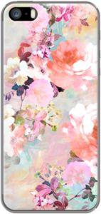 Case Romantische Roze Wintertaling Aquarel Chic Floral patroon door Girly Trend