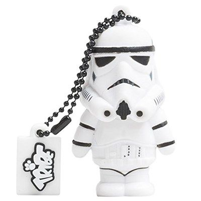 Chollo en Amazon España: Memoria USB de 8GB Tribe Star Wars Soldado de Asalto por 7,90€, rebaja 54% del precio de venta recomendado, precio mínimo histórico