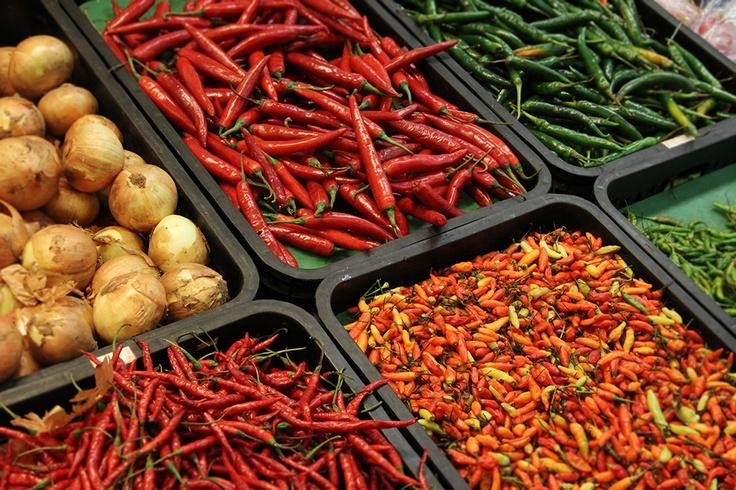Food market - Jakarta Indonesia 2011