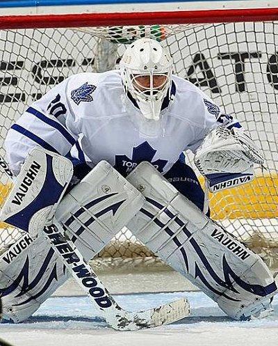 Toronto Maple Leafs - Ben Scrivens