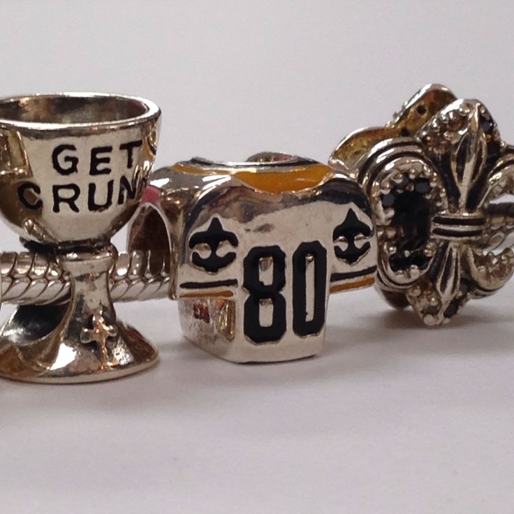 254 best images about new orleans themed sterling silver for Jewelry stores in slidell louisiana