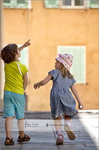 Summer walk | Friends in holiday