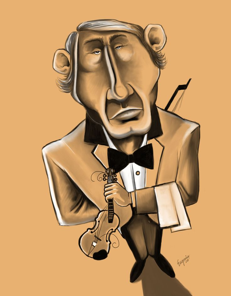 Violin, Violinist, Housle, Houslista, SketchBook
