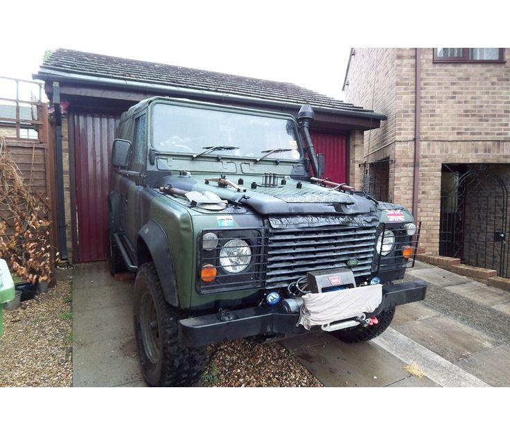 1986 Land Rover Defender 90 For Sale