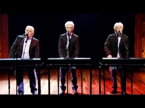 """Three Michael McDonalds Sing """"Row, Row, Row Your Boat"""" with Justin Timberlake and Michael McDonald 