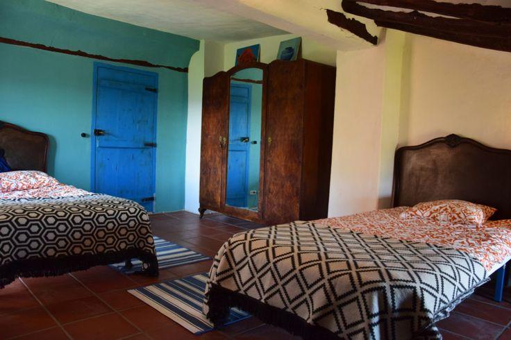 Juseu, huizen in Spaanse Pyreneeen