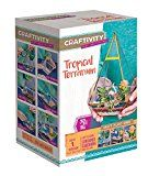 CRAFTIVITY Tropical Terrarium Kit - Craft Kits for Teens  List Price: $25.00  Deal Price: $18.47  You Save: $6.53 (26%)  CRAFTIVITY Tropical Terrarium Kit Craft  Expires Jan 19 2018