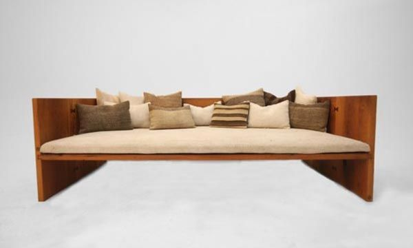 wooden sofa structure the couch project pinterest