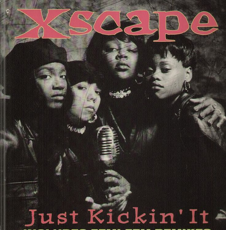 Xscape - Just Kickin It mp3 Download and Stream