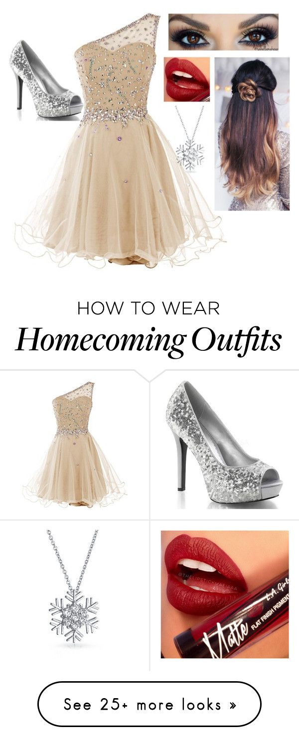 """""""Winter dress"""" by hopeyjay on Polyvore featuring Fiebiger and Bling Jewelry"""