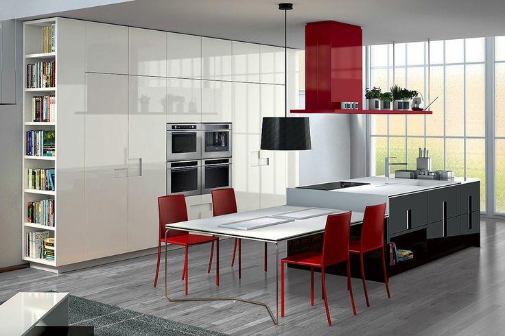 Mejores 36 imágenes de Muebles de cocina | diseño en Pinterest ...