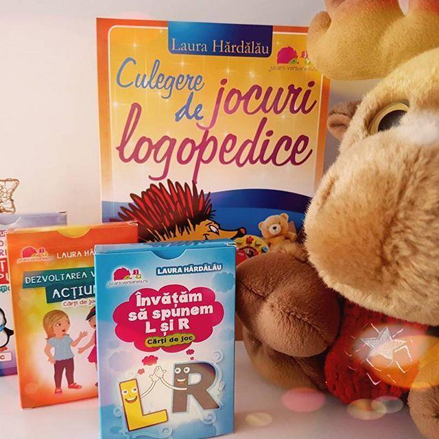 Materiale logopedice pentru dezvoltarea vorbirii la copii