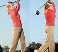 Swing pointers10 Power, Tops 10, Women Golf, Swings Pointer, Golf Digest Sliding 1