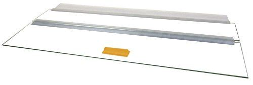 "H2Pro 30"" Glass Canopy for 20 Long /29 Gallon Aquarium Fish Tank (29.21""x11.1"") - http://www.bunnybits.org/h2pro-30-glass-canopy-for-20-long-29-gallon-aquarium-fish-tank-29-21x11-1/"