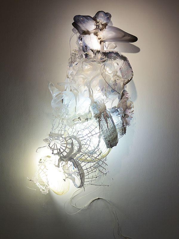 Judy Pfaff: Sculpture: Graceland