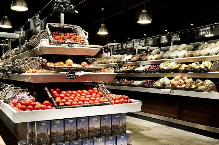 Mercato e Cucina by Mima Design, Sydney   Australia groceries