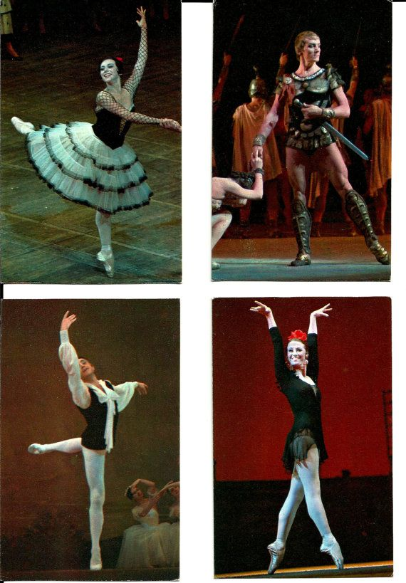 Masters of Bolshoi Theatre Russian Ballet Opera   by LucyMarket, $28.99