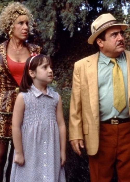 Matilda- I love this movie & the book!