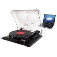/** Priceshoppers.fr **/ Platine vinyle USB - ION - Profile LP Pro - Platine
