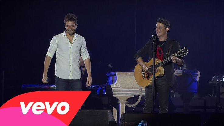 Alejandro Sanz - Mi Marciana (LMNST En Vivo) ft. Pablo Alboran