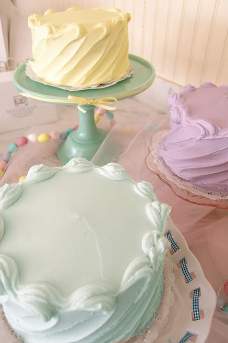 25+ best ideas about Pastel Cakes on Pinterest Birthday ...