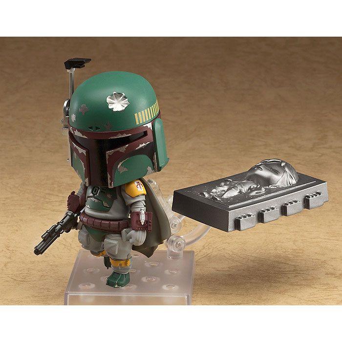 Star Wars Jango Fett Bounty Hunter PVC Figure Toys in Box 15cm