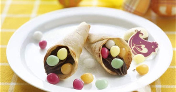 Aprende a preparar Canutillos de pascua con las recetas de Nestle Cocina. Elabórala en casa con nuestro sencillo paso a paso. ¡Delicioso! #NestleCocina