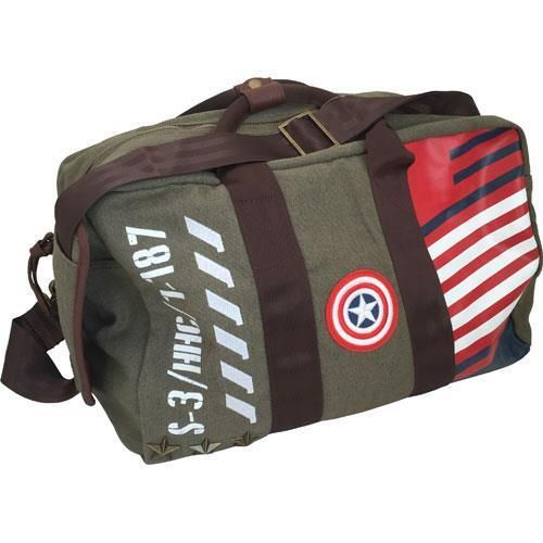 Vintage Military Army Kit Bag also a perfect size for sleepovers or as cabin luggage #captainamerica #kidstravel #sleepovers #overnight bags #cabinluggage  http://kidsdotravel.co.uk/childrens-holdalls-and-overnight-bags/vintage-military-army-holdall-kit-bag