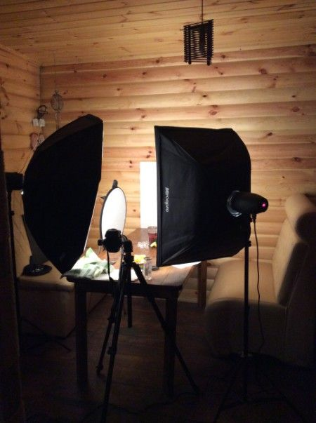 За кадром. Backstage — Съемка напитков и Кальянов. Искуственный свет | artlab.club