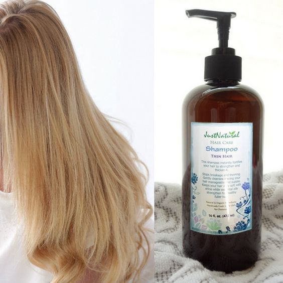 how to make hair grow thicker and fuller