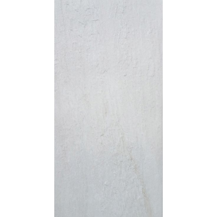 FLOORS 2000 Bis 8 Pack Off White Porcelain Floor And Wall Tile (Common: