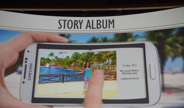 Samsung Unpacked 2013: All software features of the Samsung Galaxy S4