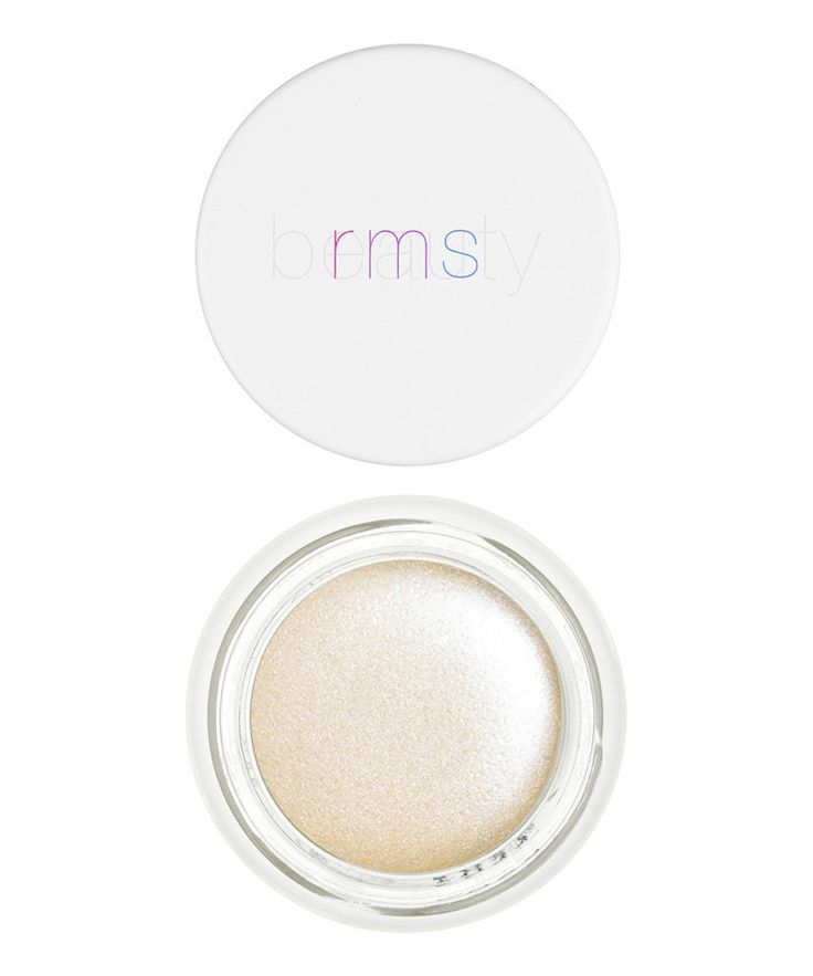 Definitely a must-have: RMS Beauty Living Luminizer! A little of this all-natural illuminizer on cheekbones = instant glow. (Available at East location only.)