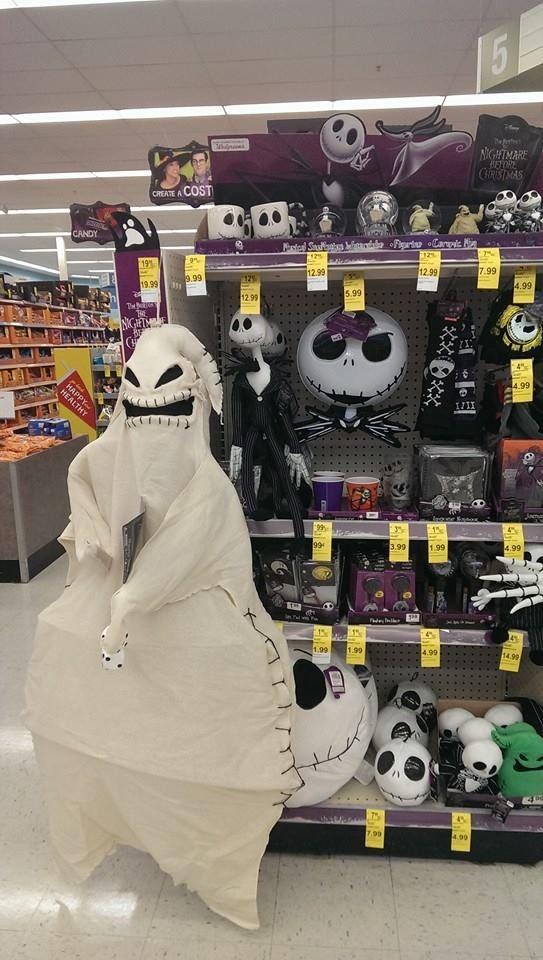 Nightmare Before Christmas Items At Walgreens Nightmare