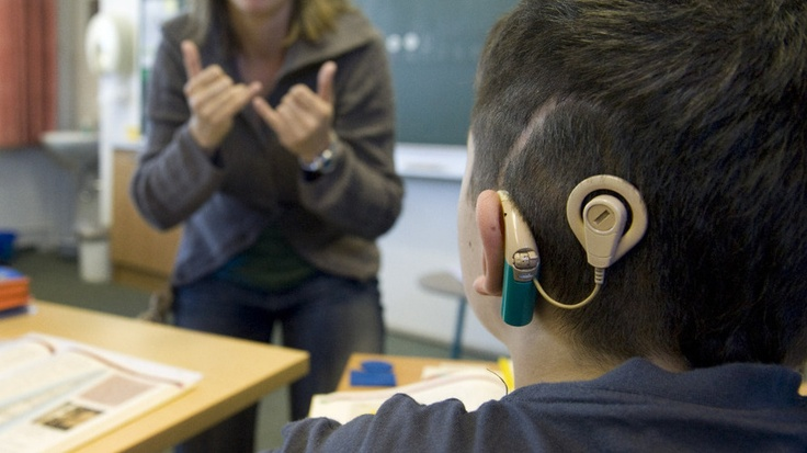 """NPR story/article: """"Cochlear Implants Redefine What It Means To Be Deaf."""""""