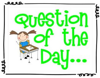 "Morning Routines: Taking attendance. Each morning, as you go down your class list, the students answer a simple question, such as ""Have you ever...."" or ""What's your favorite...."" Get's them involved and tells you who is here!"
