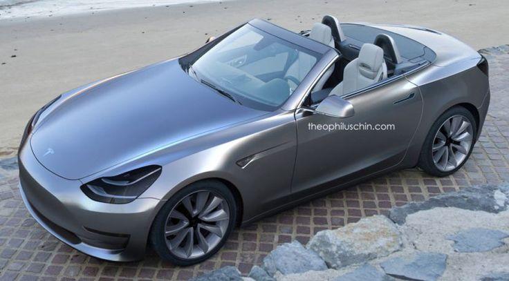 Habrá un nuevo Tesla Roadster y llegará en 2019 # Tesla últimamente ha estadomuy liada con el lanzamiento del Tesla Model 3. Este nuevo y asequible eléctrico se está convirtiendo en un superventas y obligará a la marca a aumentar su producción para afrontar semejante …