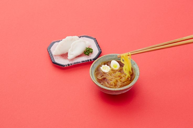 DIY : Make a mini serving of ramen.
