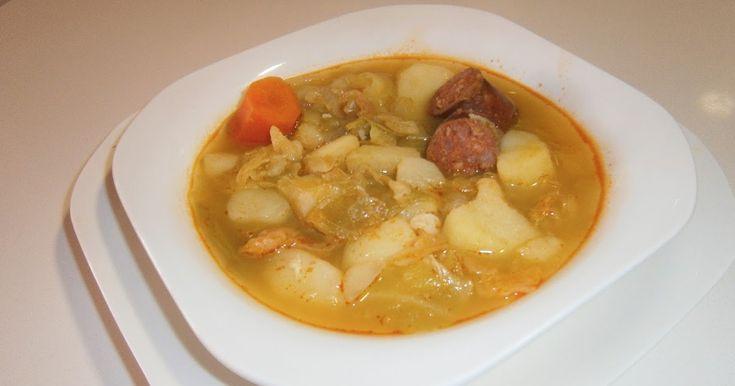 Cocido de Repollo de la Abuela (Potaje de Repollo) | La Cocina de la Abuela
