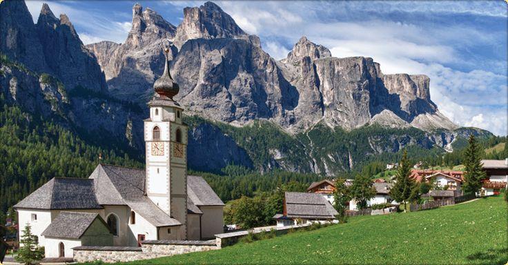 Walking Holidays in the Dolomites, Italy - Alta Badia