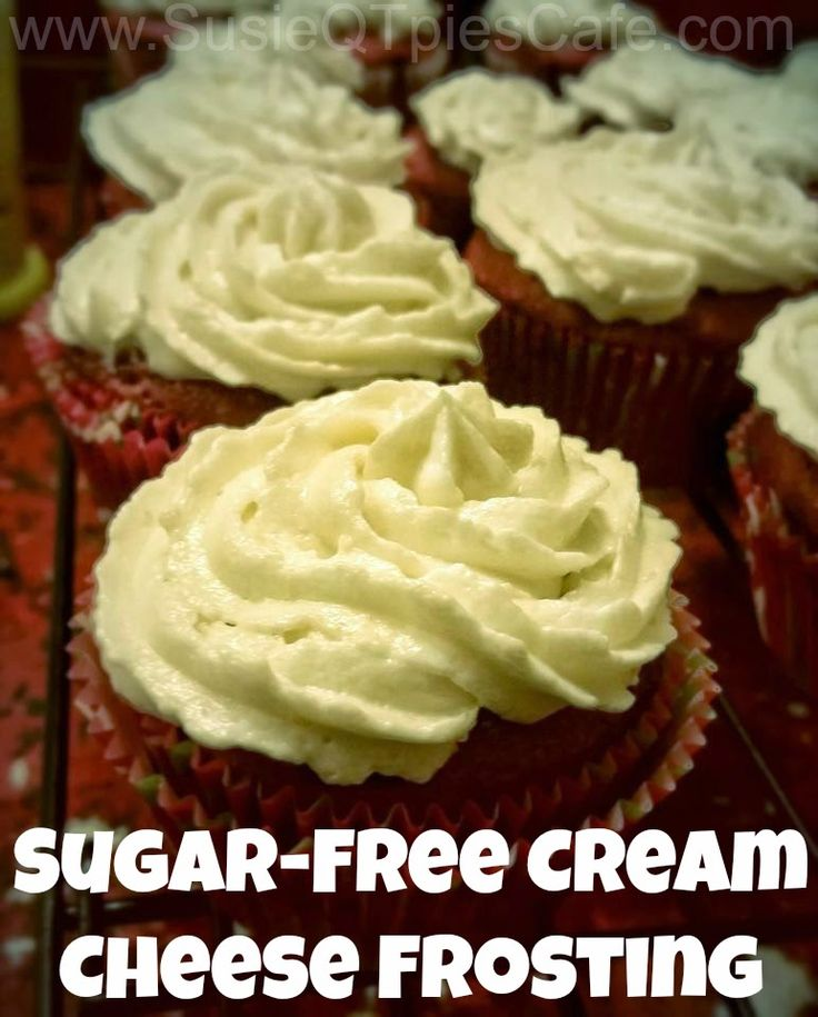 SusieQTpies Cafe: Easy Sugar Free Cream Cheese Frosting and Giveaway #MonkFruitInTheRaw #mc #sponsored