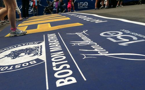 How to Pace Yourself to a Boston Marathon Qualifying Time, not that I'll ever do this but good to know for shorter races too.
