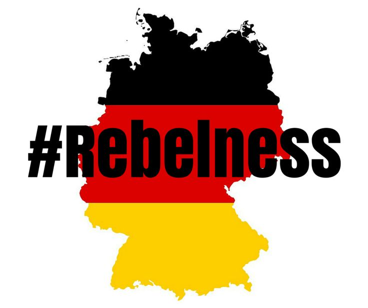 There are Biz Rebels in Germany! #Rebelness
