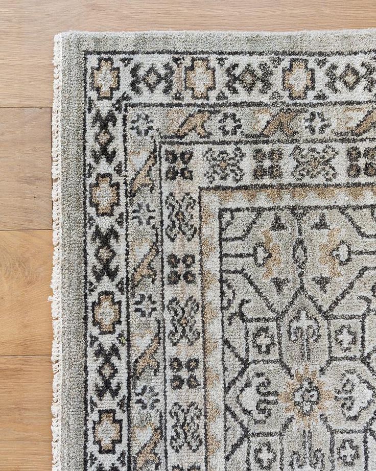 Columbia Hand Knotted Rug Mcgee Co Hand Knotted Rugs Rugs Western Rugs