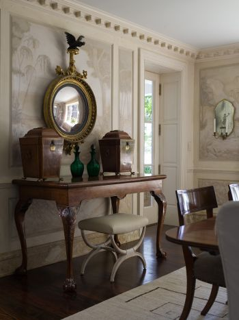 260 best images about greek revival interiors on pinterest - Federal style interior decorating ...