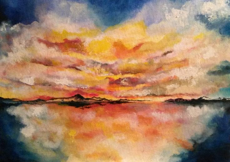 Katie Hands - Original Paintings @ The Craft Gallery from 1st Feb 2017