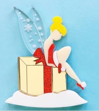 "Limited Edition ""A Magical Gift"" brooch - Only 60 Made"