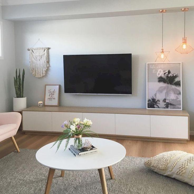 65 Gorgeous Coastal Living Room Decor Ideas