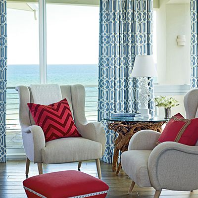 Best 66 Best Decorating With Red Images On Pinterest Coastal 400 x 300