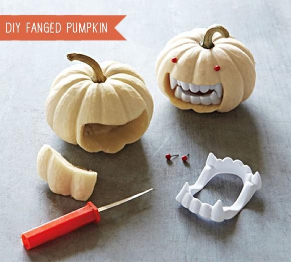 Vampire Pumpkins halloween halloween decorations halloween ideas halloween pumpkins halloween crafts for